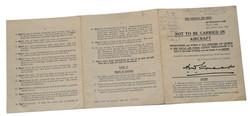 RAF capture instructions AP1548