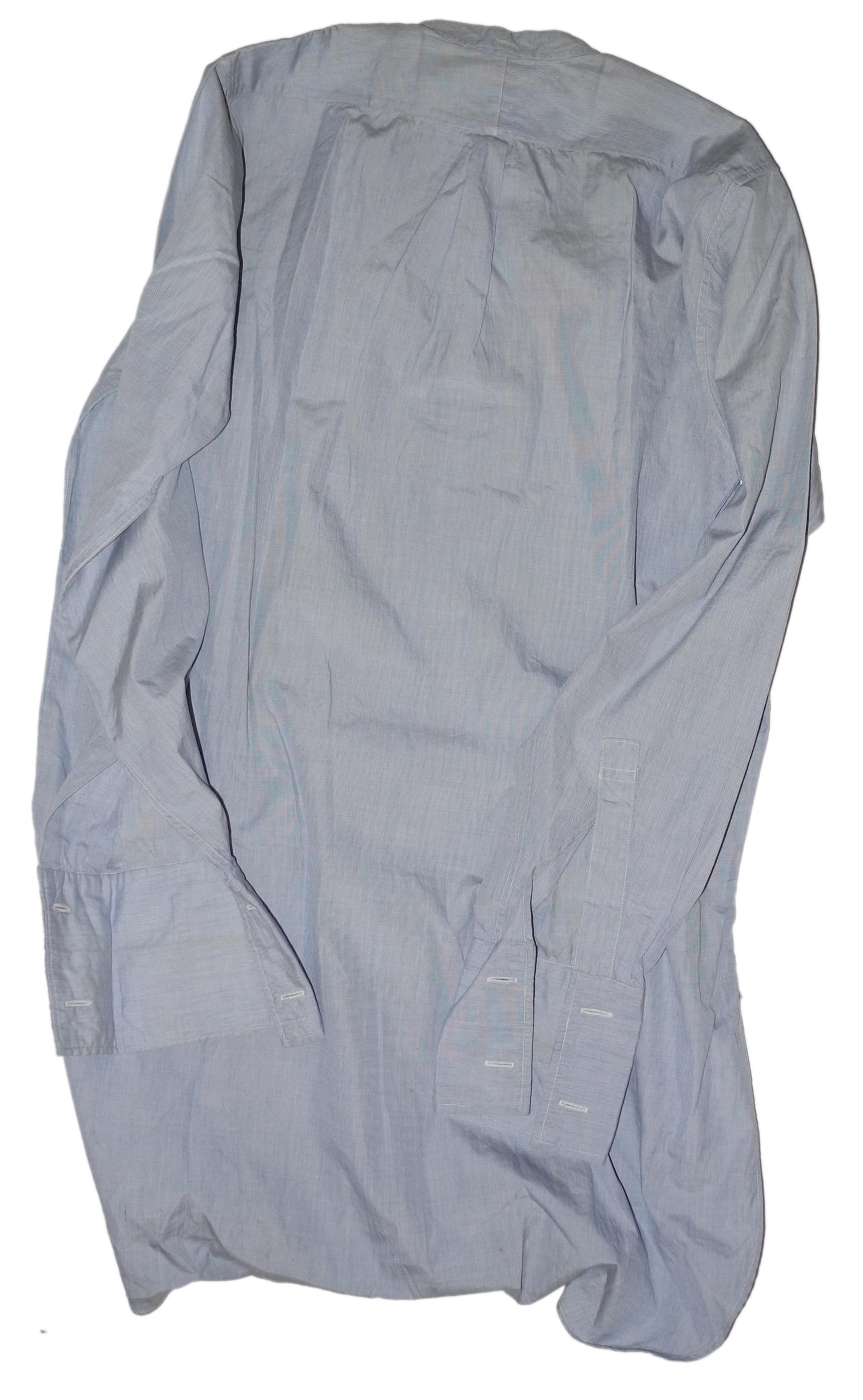 RAF officer's uniform shirt