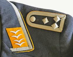 Luftwaffe early war service dress tunic (Tuchrock) to the rank of staff sergeant