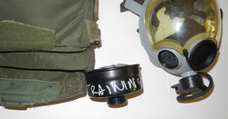 USAF current issue gas mask