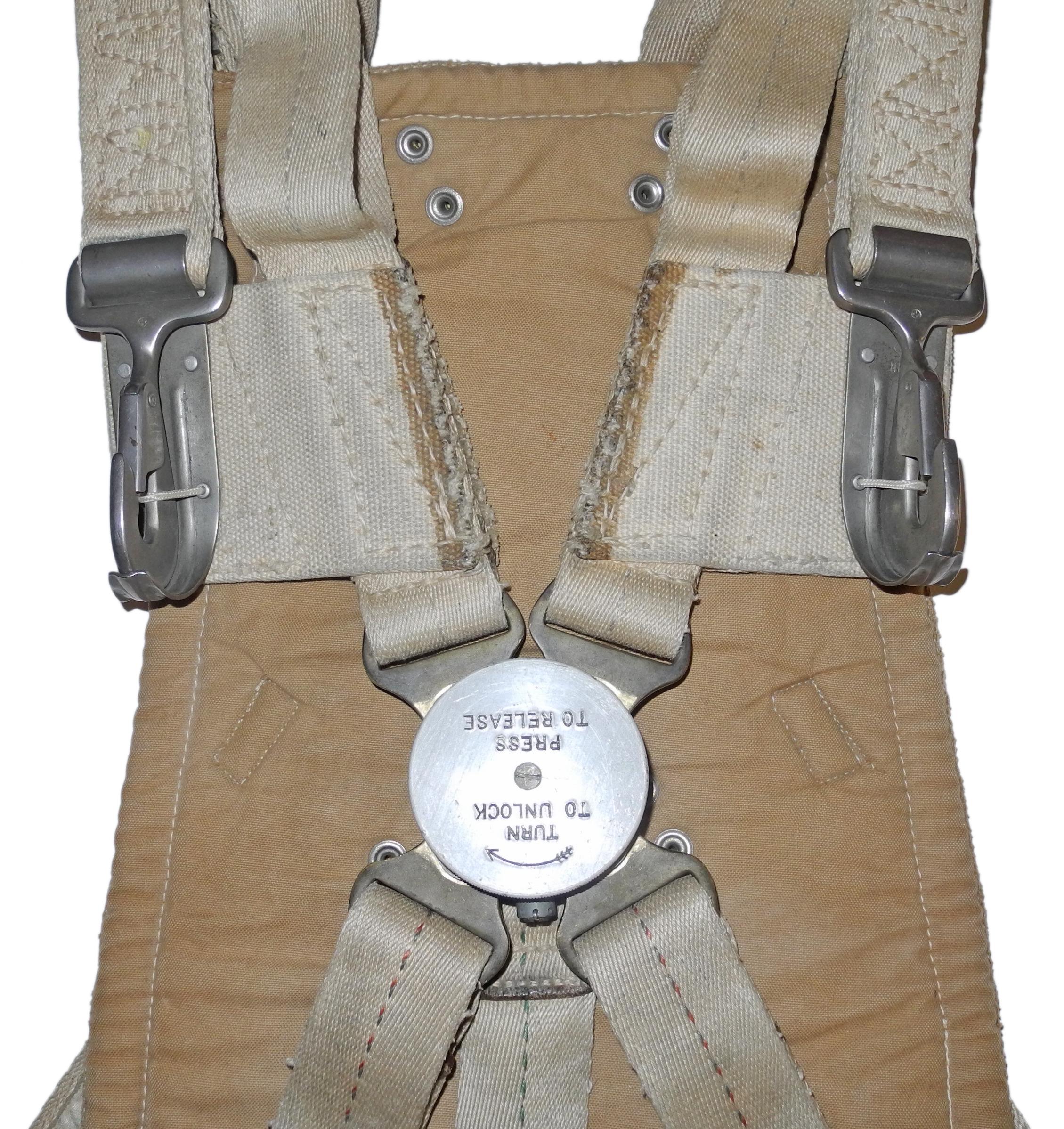 WWII RAF Observer Harness