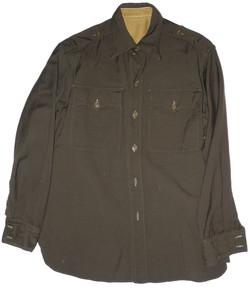 US officer's shirt