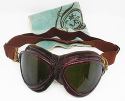 Japanes Navy air force boxed goggles