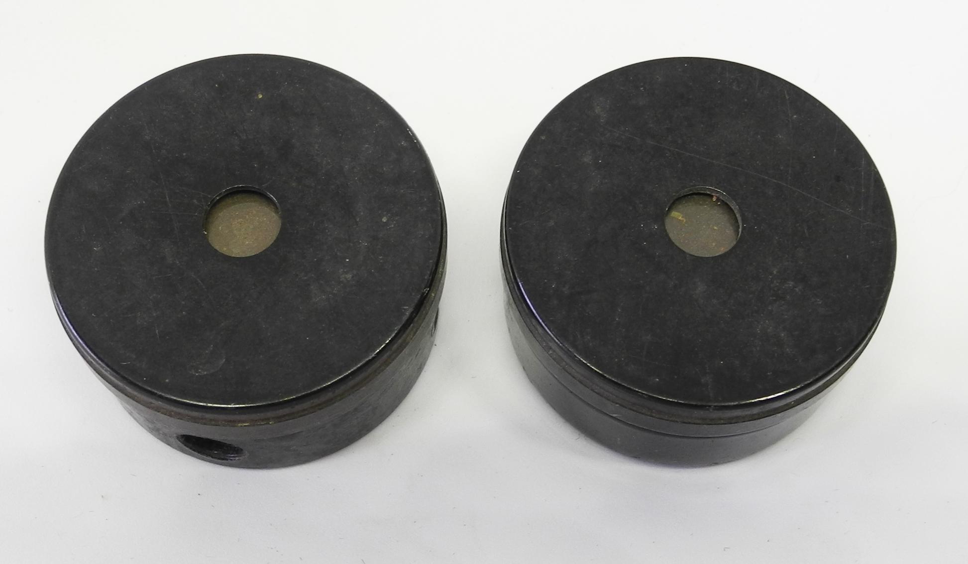 RAF Type C receivers for B helmet