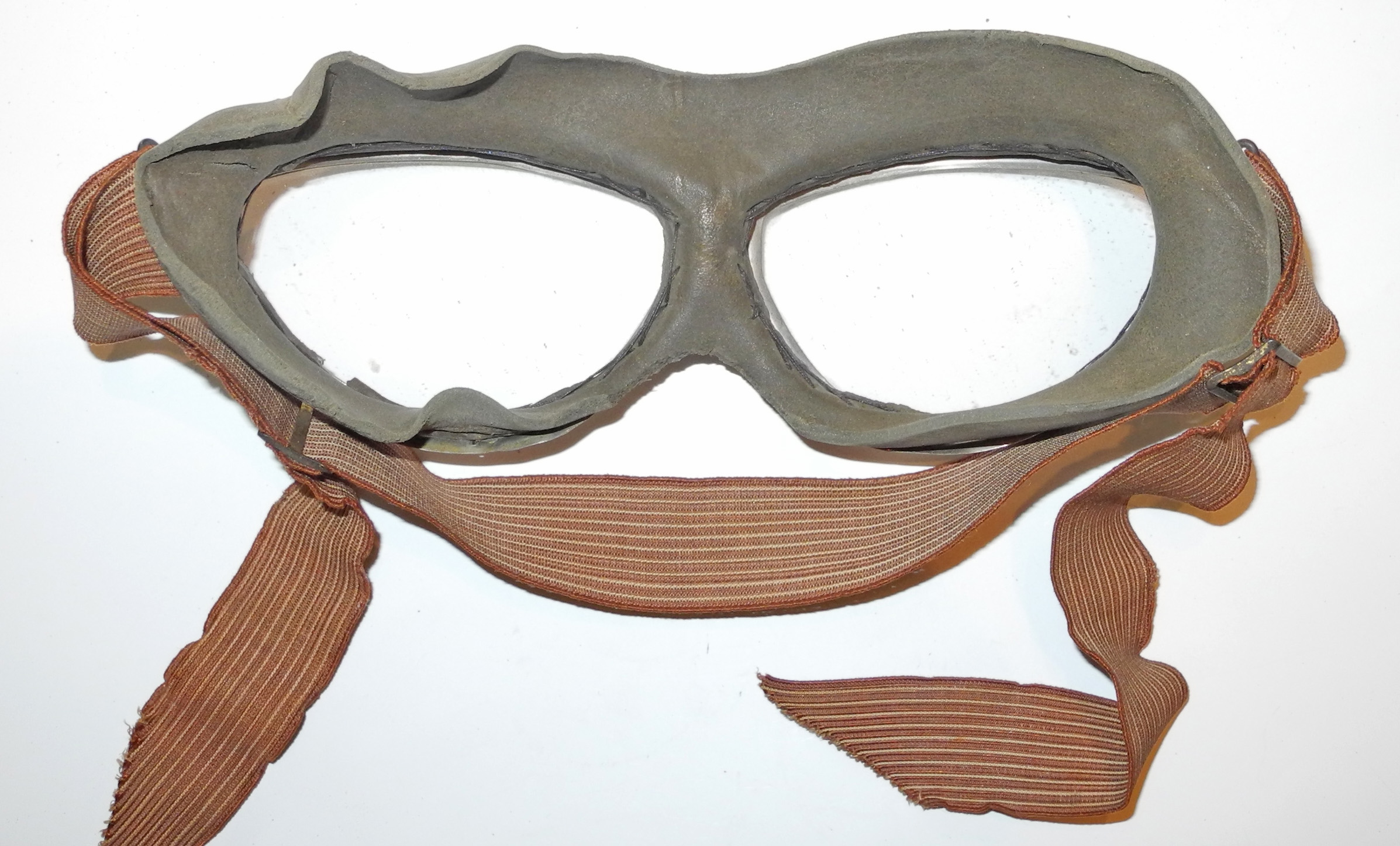 USN Commander flying goggles