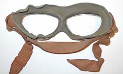 USN Commander flying goggles