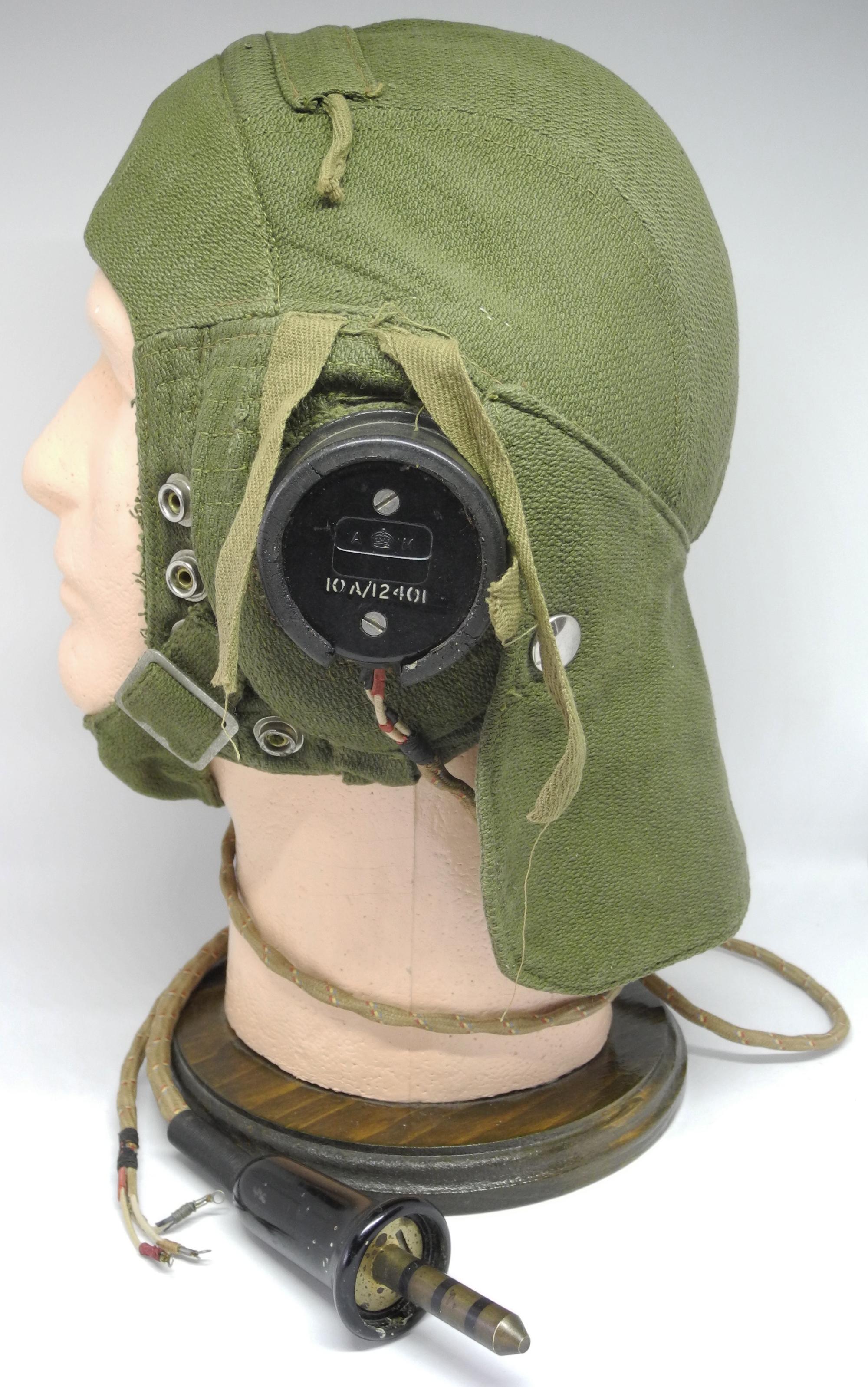 RAAF tropical flying helmet