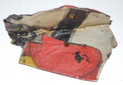 Japanese relic piece of life raft