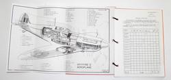 RAF Spitfire Mk II Pilots Notes-5620