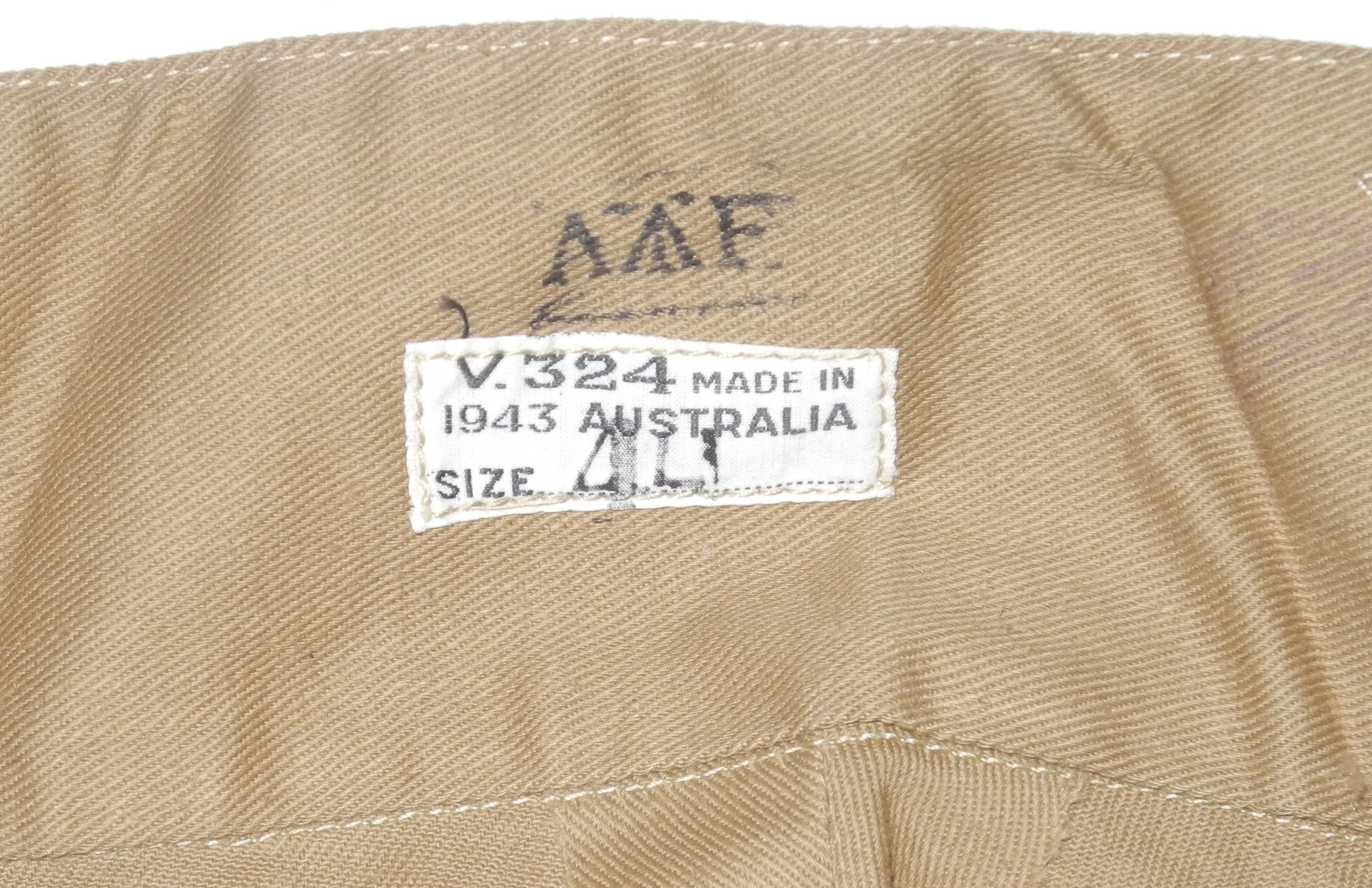 RAAF tropical issue KD shorts