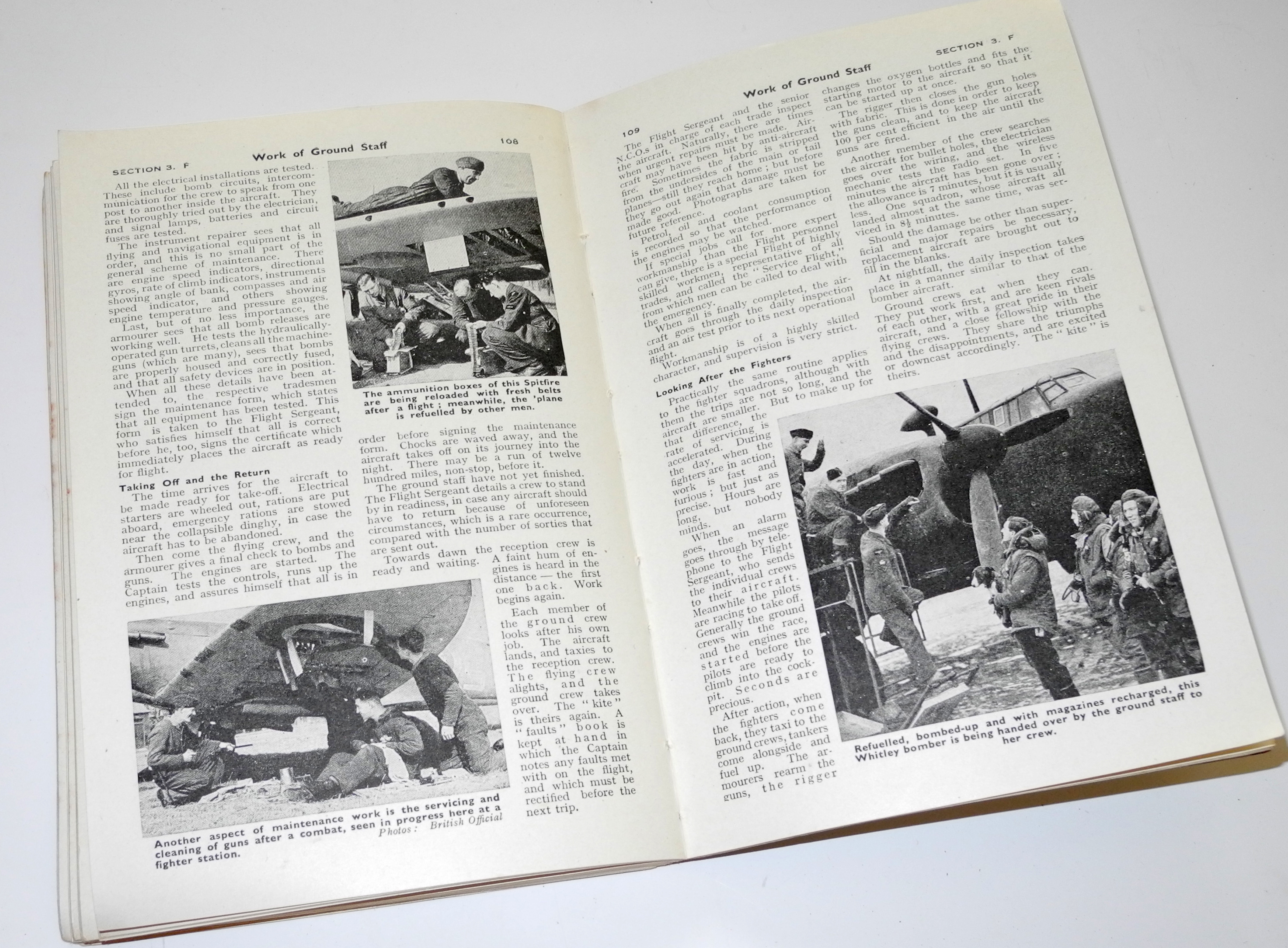 ABC of the RAF - information book2