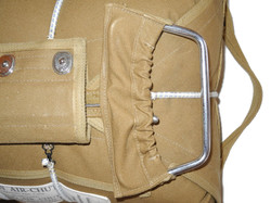 RAF Observer Parachute Pack - an excellent reproduction
