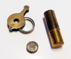 Escape items from RAF bombaimer