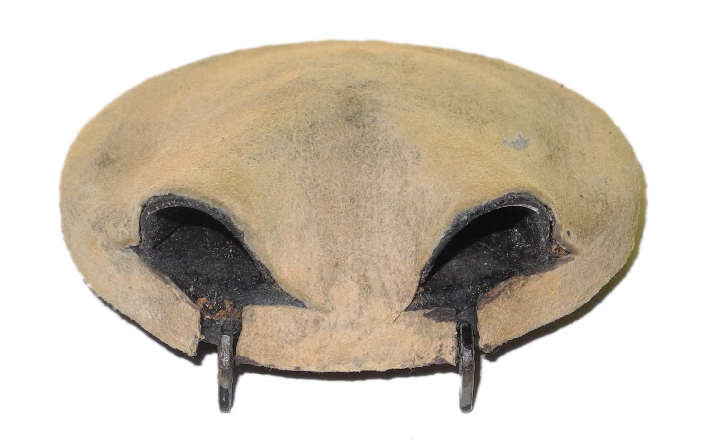 RAF D mask blank cap