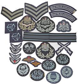 RAF post war insignia - job lot