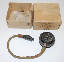 RAF Type 48 microphone, unissued