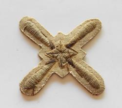 RFC Flight Sergeant's badge