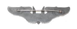 AAF sterling Air Gunner wing