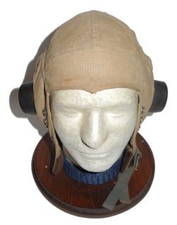 RAF Type E airtex helmet, early