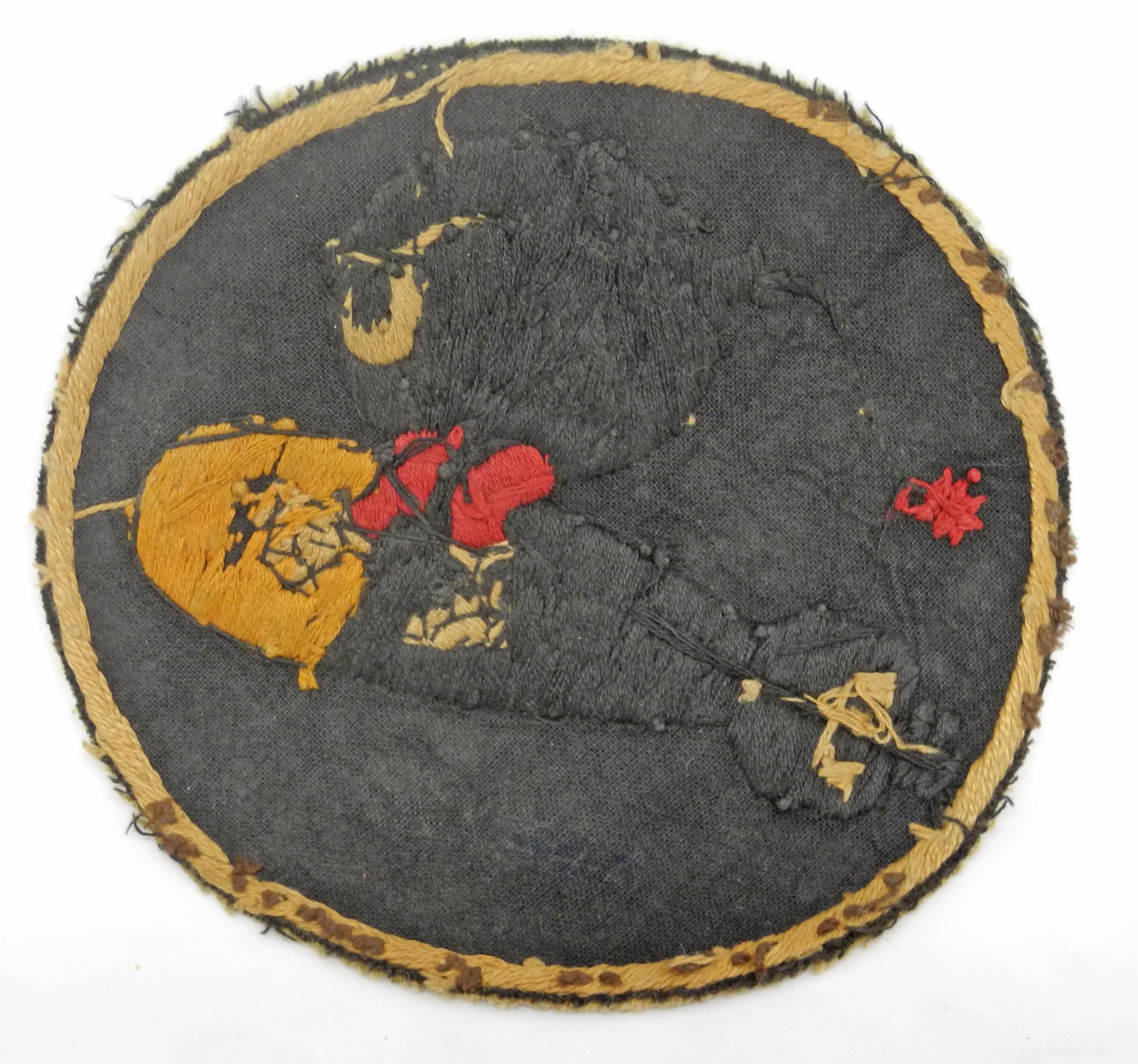 USN jacket patch VT-2