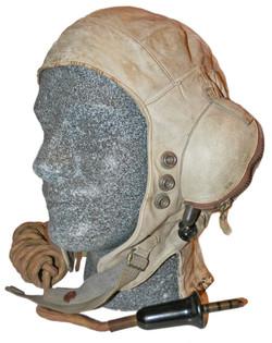 WWII RN FAA Immersion suit helmet