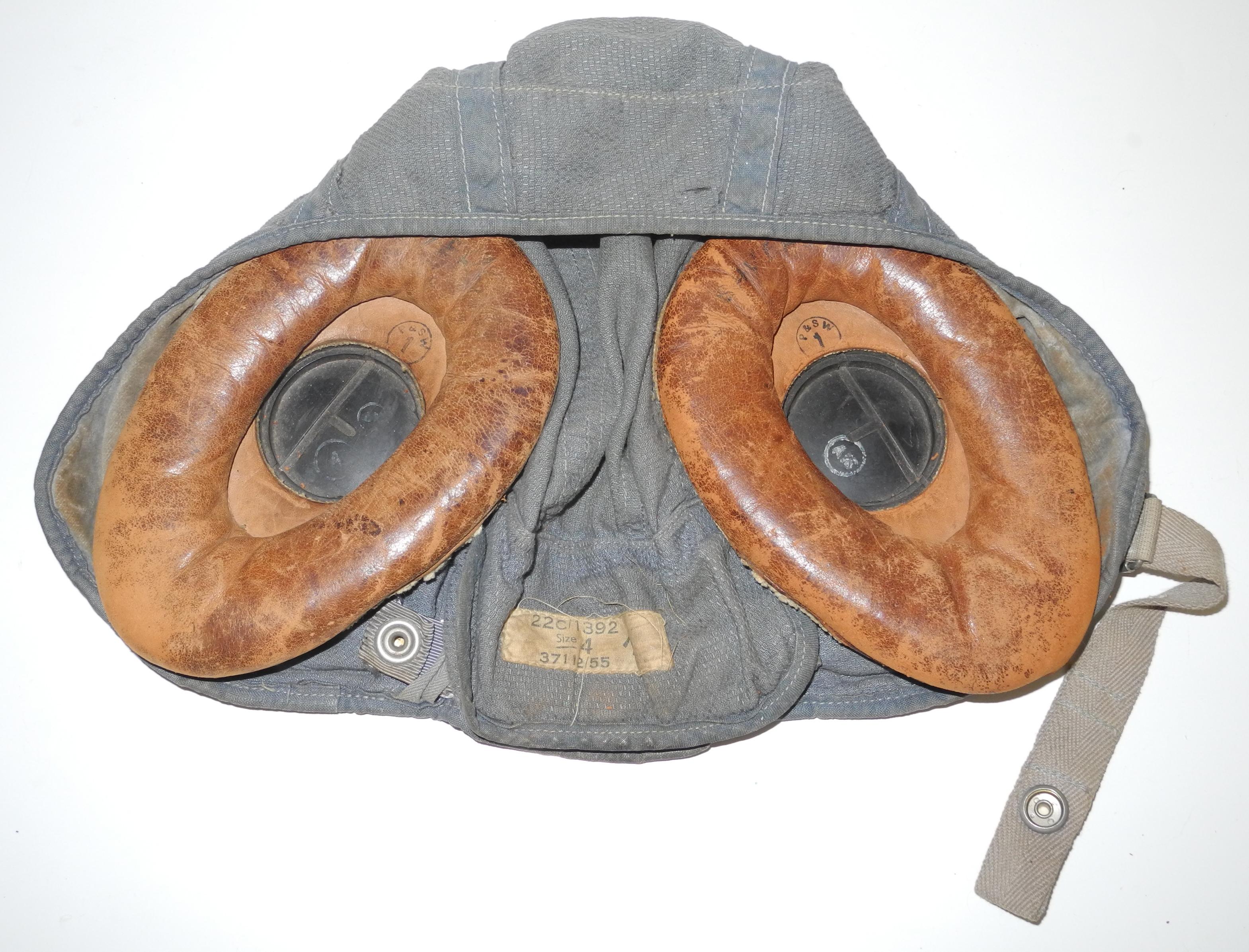 RAF Type F Flying Helmet - size 42