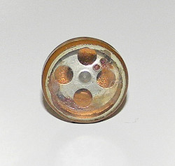 RAF collar stud escape compass