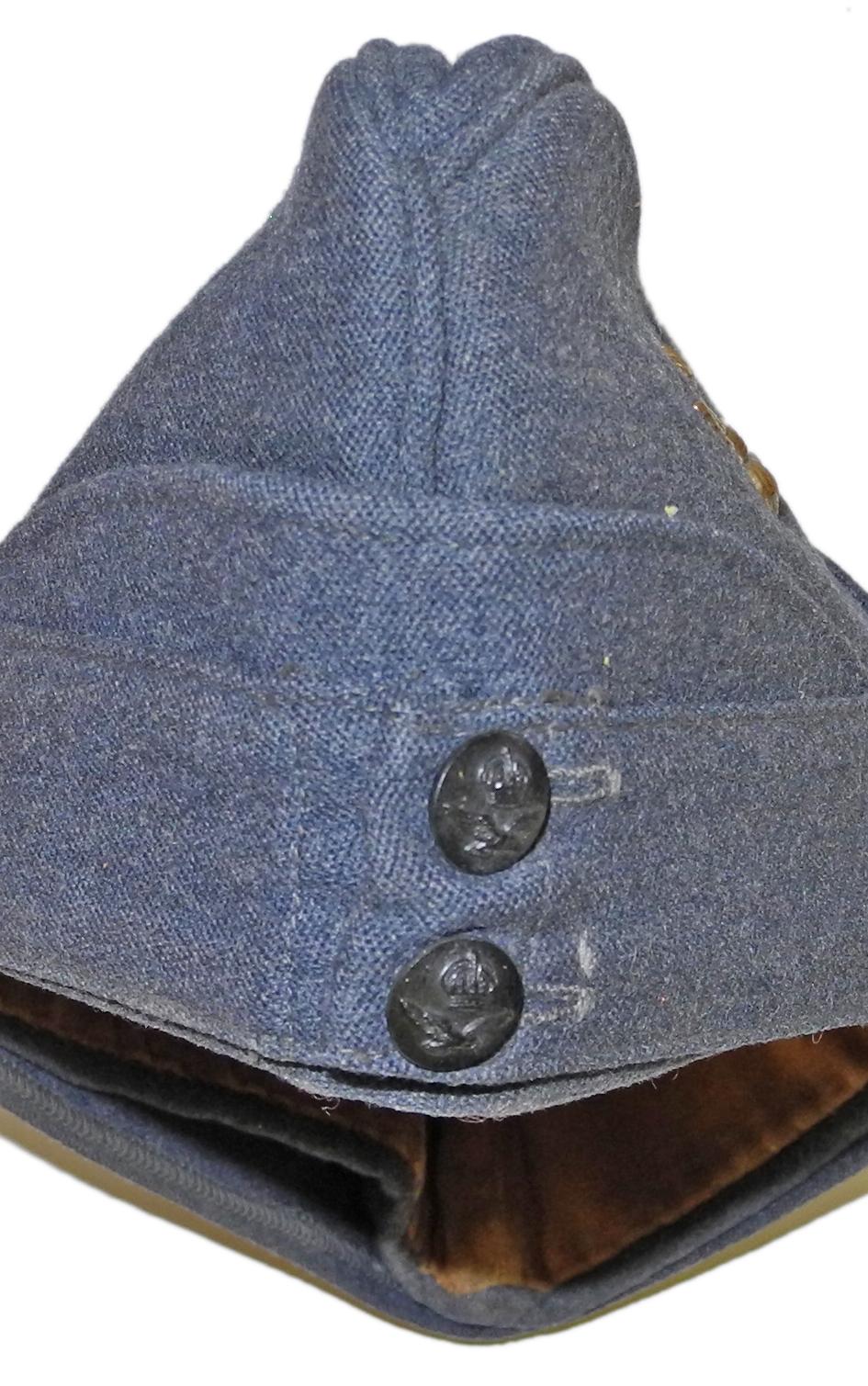 RAF officer's sidecap