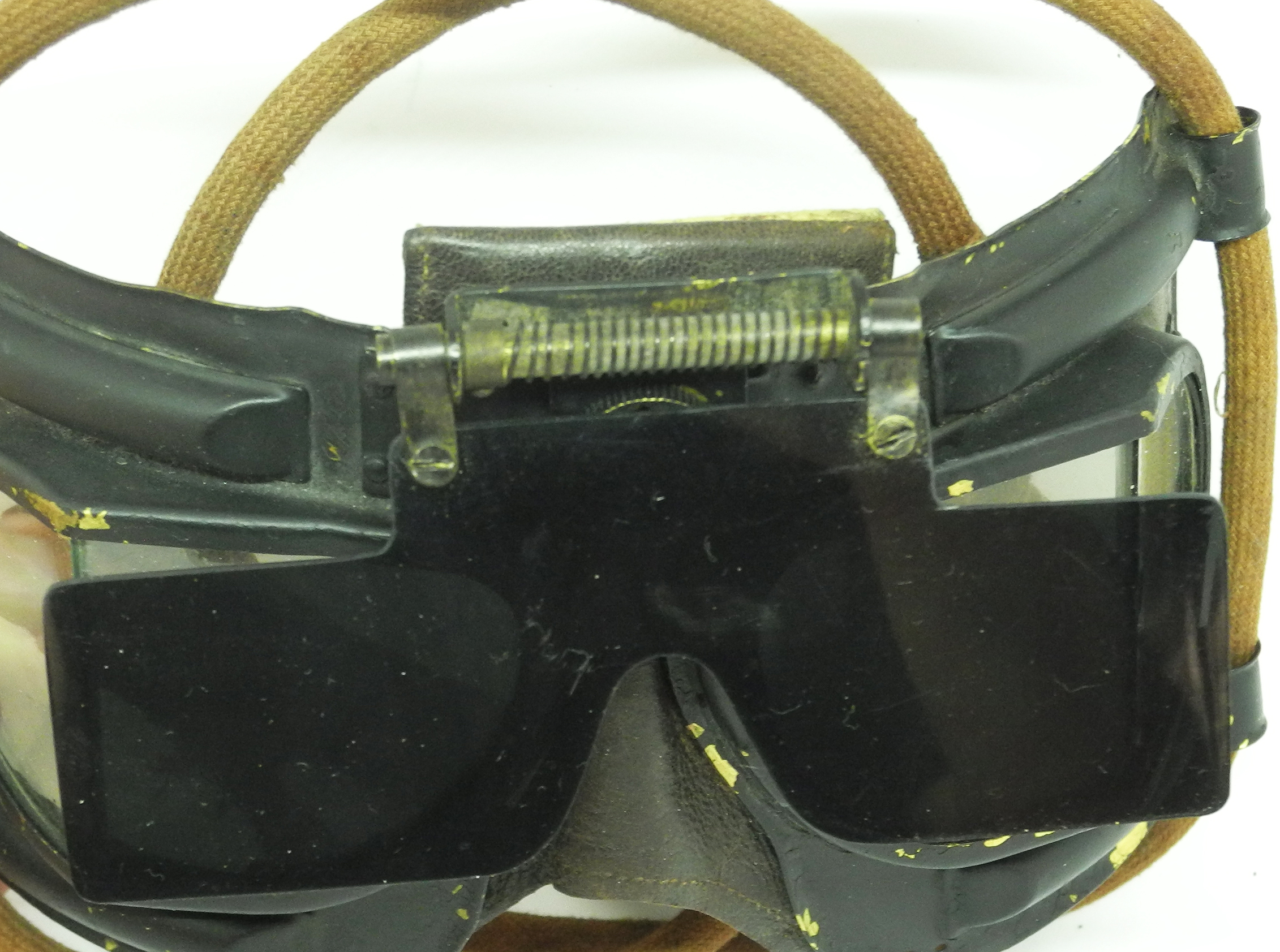 RAF Mk IVB goggles with flip screen
