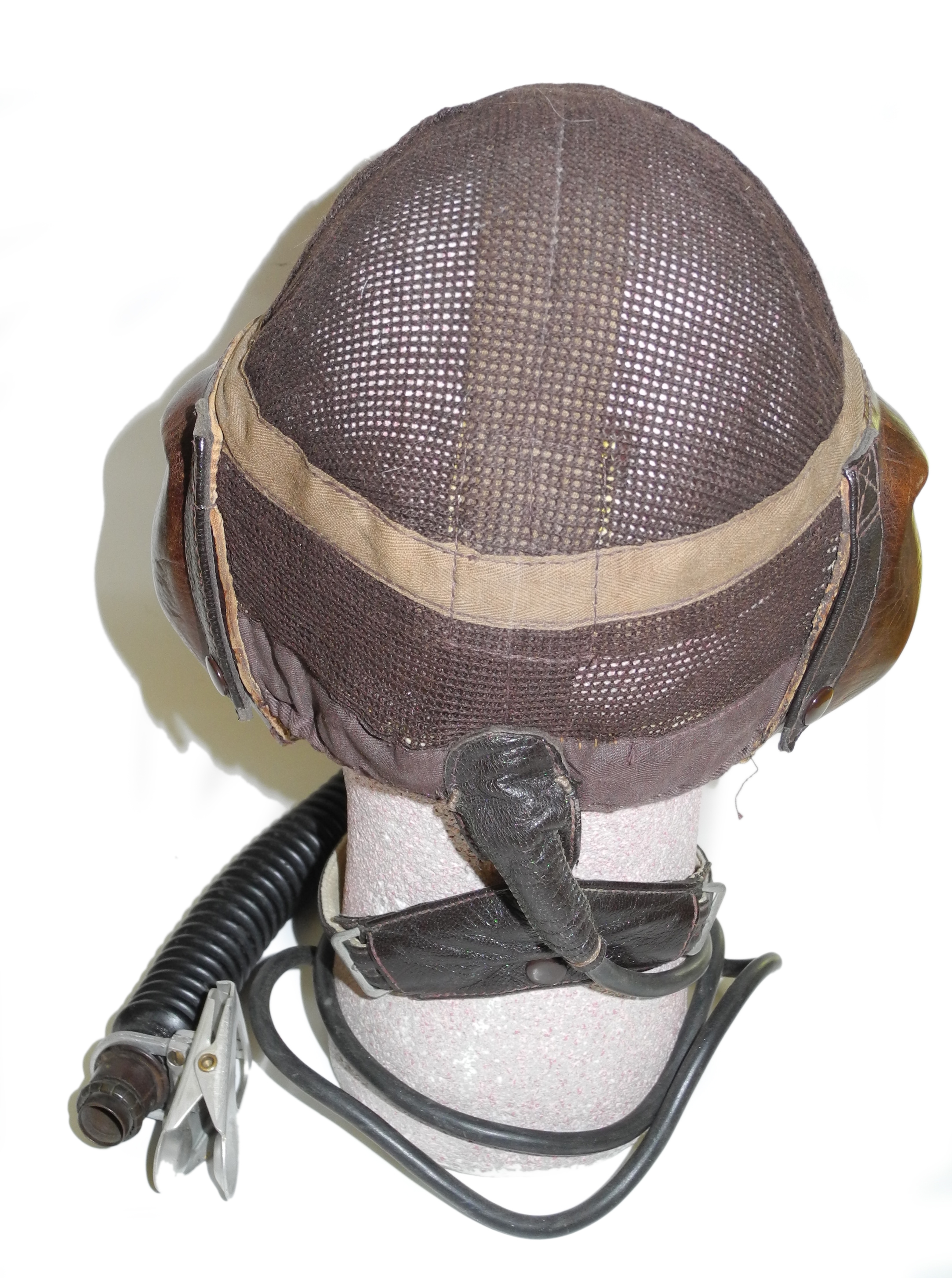 LW fighter pilot helmet + mask $1850