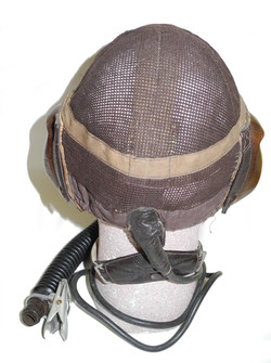 LW fighter pilot helmet + mask $1850