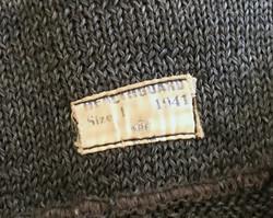 RAF wool sweater dated 1941