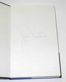 James Goodson signed biography