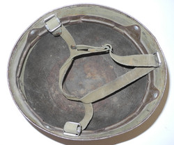 Cold War British/NATO Paratrooper helmet