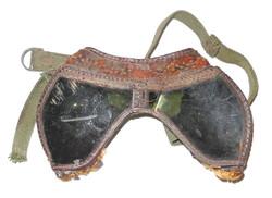 AAF M-1943 Emergency protective goggles x 3