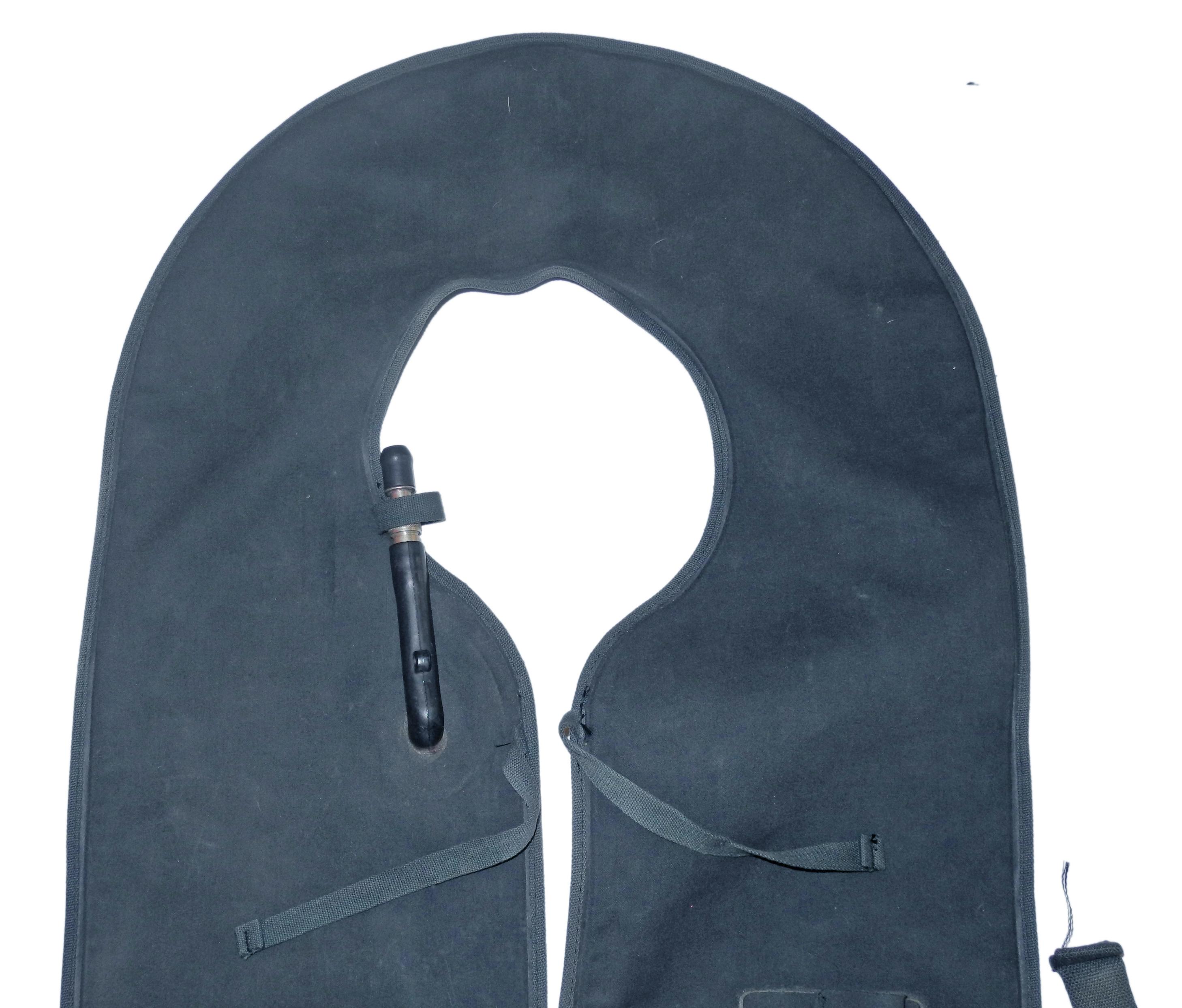 US commercial life vest 1940s