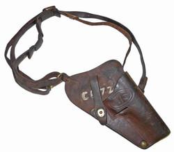 AAF shoulder holster