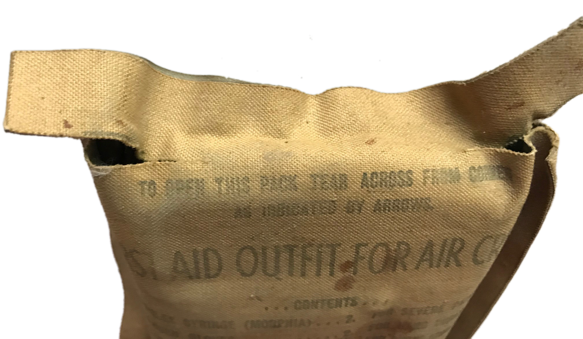 RN FAA First Aid Outfit unopened