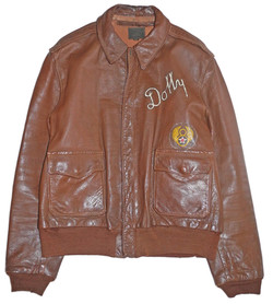 Fantastic painted A-2 jacket with history, 379th Bomb Group, 8th Air Force