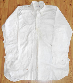 Royal Navy private purchase officer's SD uniform shirt
