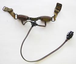 RN FAA throat microphone $75