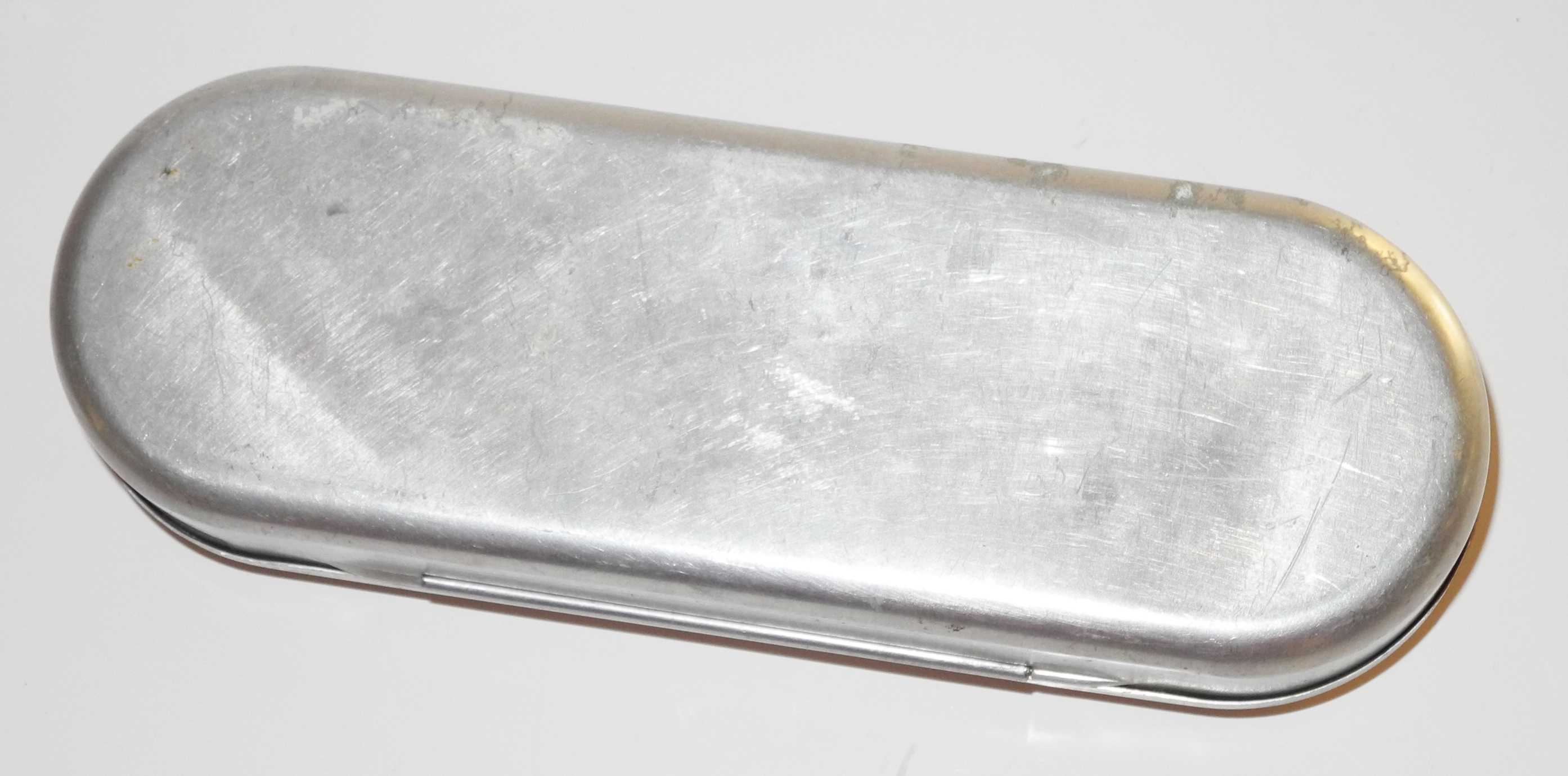AAF aluminium case for flying goggles