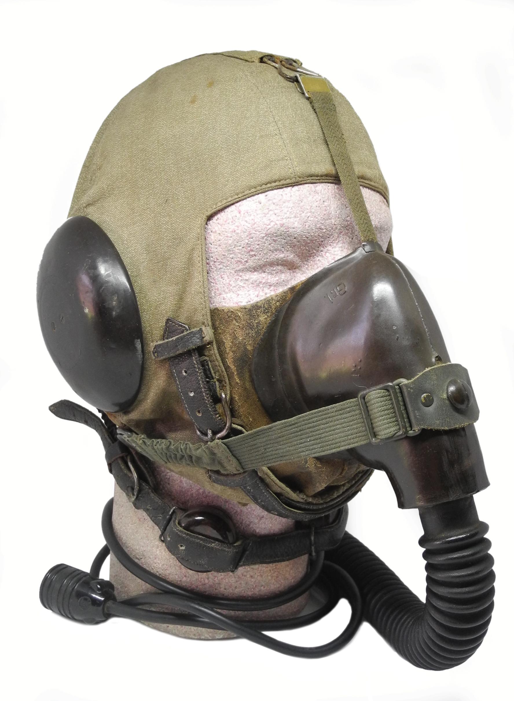 LW 10-67 3-strap oxygen mask