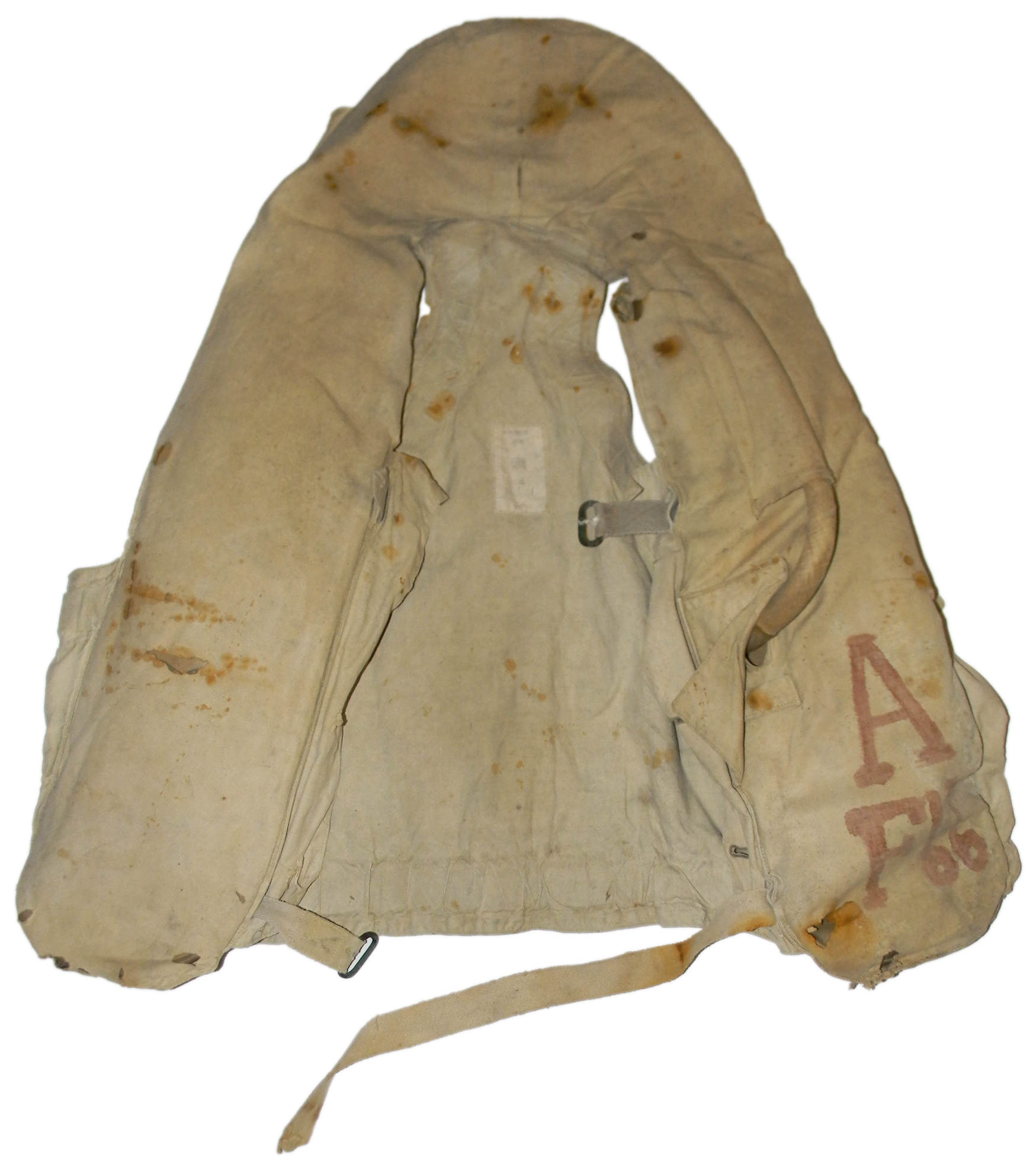 RAF 1932 pattern life vest