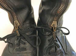 """RAF escape boots, first type """"Nuffield"""""""