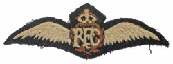 RFC pilot wings from old TV production
