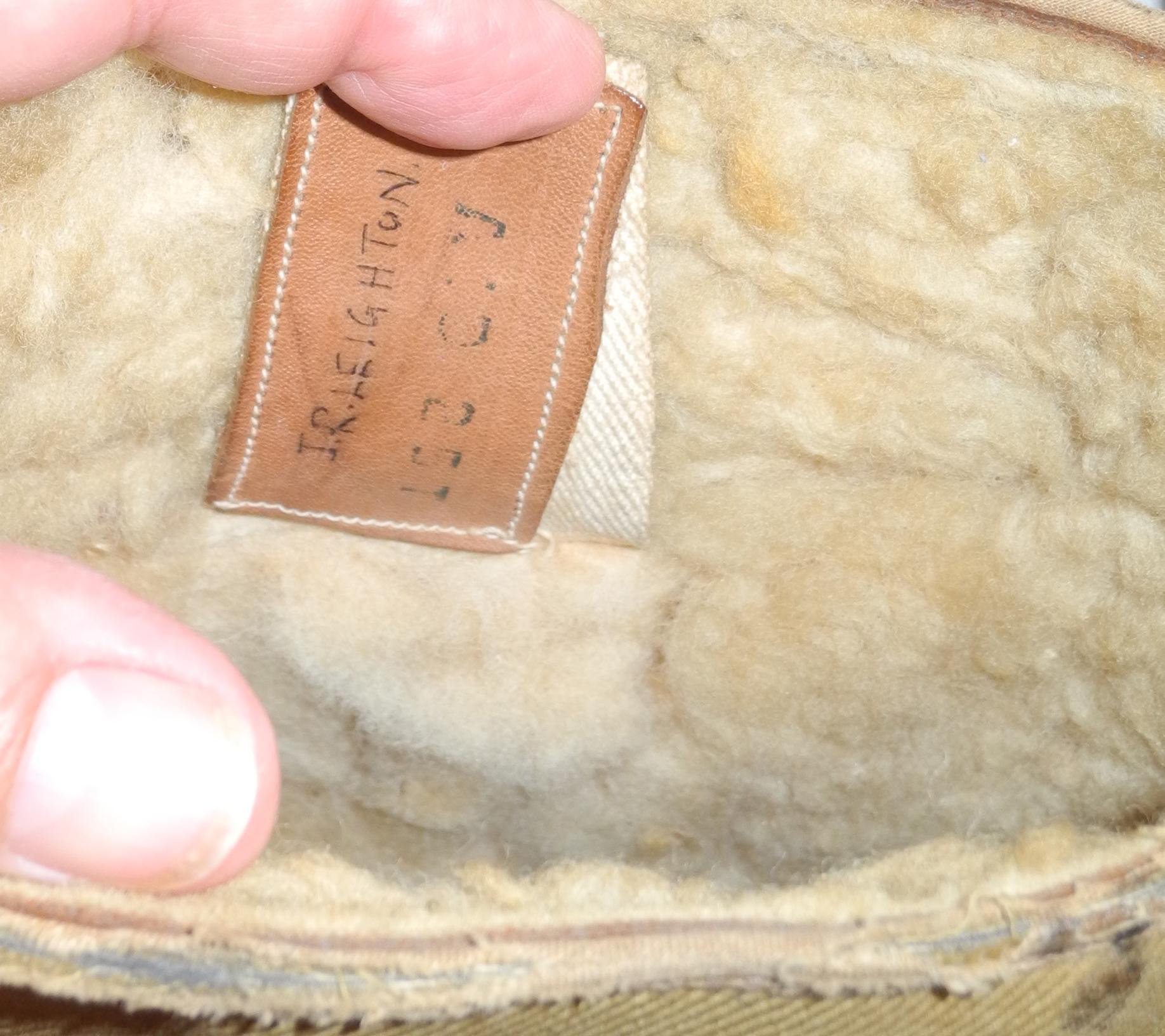 RAF 1939 pattern boots8