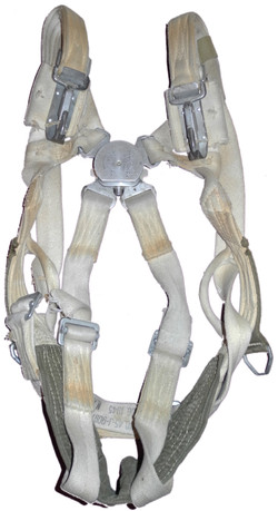 WWII USN chest harness
