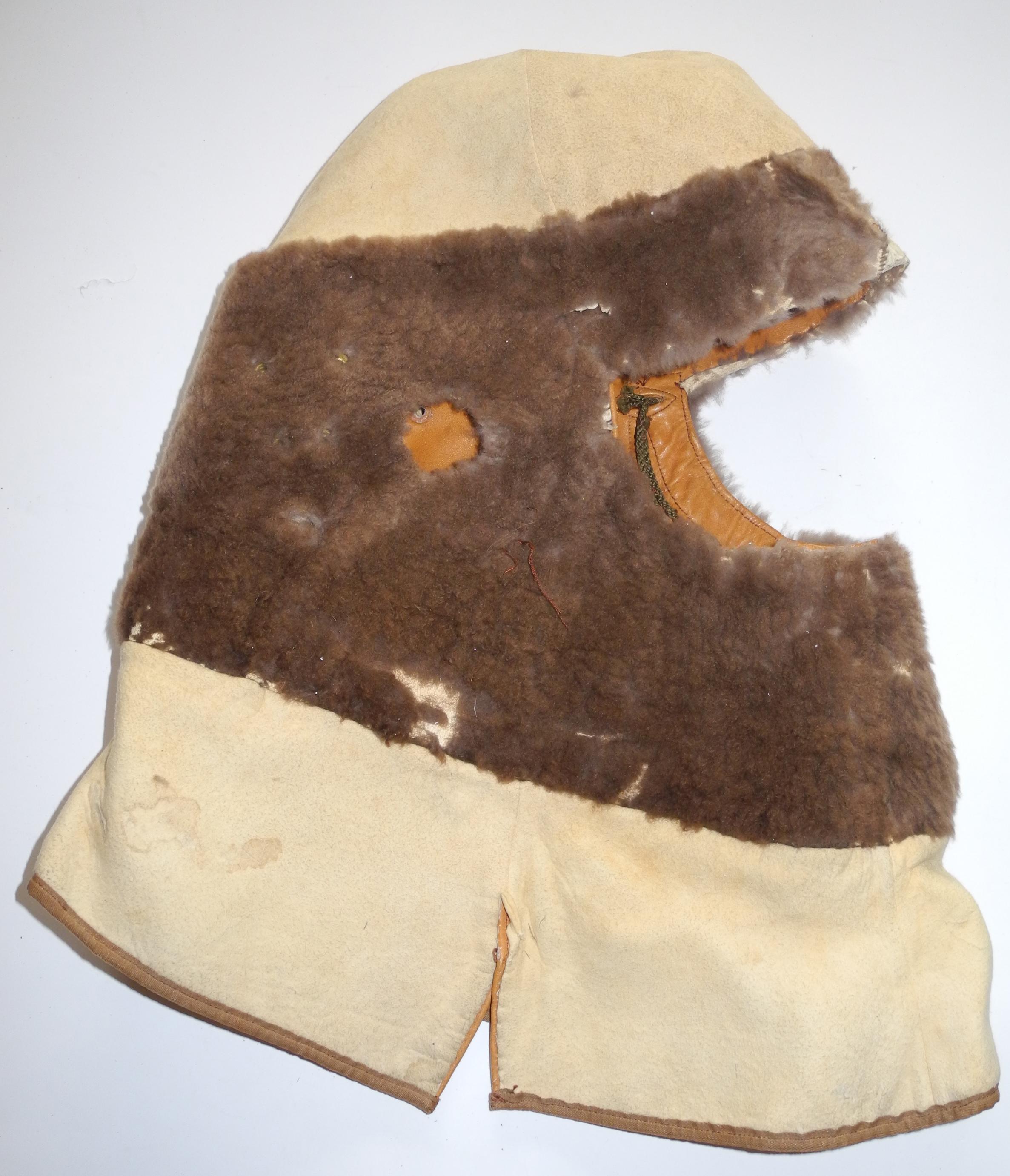 RFC Cowl Helmet project