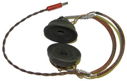 AAF HB-7 headset with soft cushions